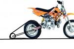 Samurai 110cc itsetehty tela renkaasta