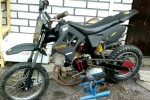 Samurai Cross 125