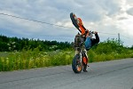 KTM EXC 450 Racing