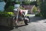 HM Moto CRE F450