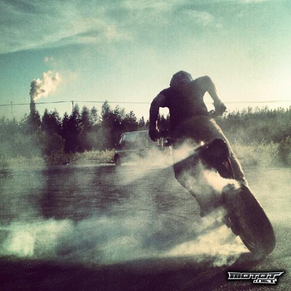 Venäläinen Moottoripyörä