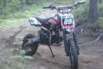 Samurai Cross 125