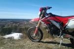 HM Moto CRM Derapage 50