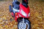 Huoniao 125cc skootteri