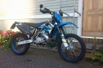 TM Racing 250cc 2-T