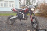 ex BSE 125cc special edition