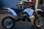 KTM 250 EXC -02 => -09