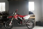 HM Moto Derapage