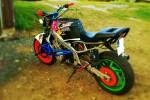 Honda cbr600f pc25