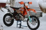 KTM 300EXC 2011 Factory Edition