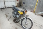 "Honda XL250 ""Old boy"" (K2) 1975"
