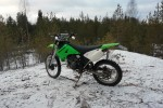 Kawasaki KDX/KX 125