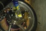 2 x nissin , 13mm braking k??pp??rin p????sylinteri
