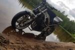 Honda CBR 600 f3 stuntti
