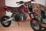 EX BSE PH02 SE Special Edition 125cc Dirtbike