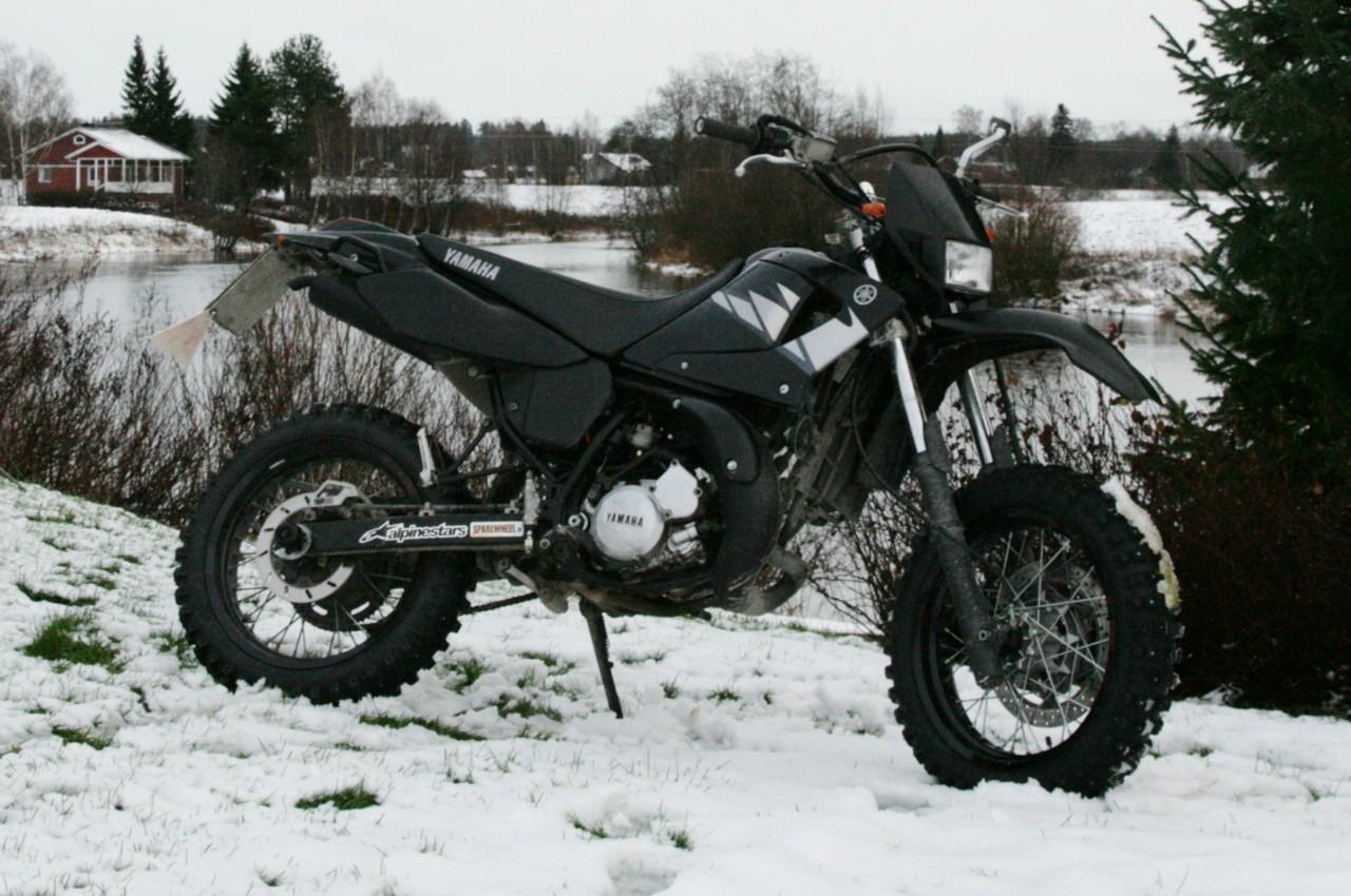 Moottoripyörä Inssi