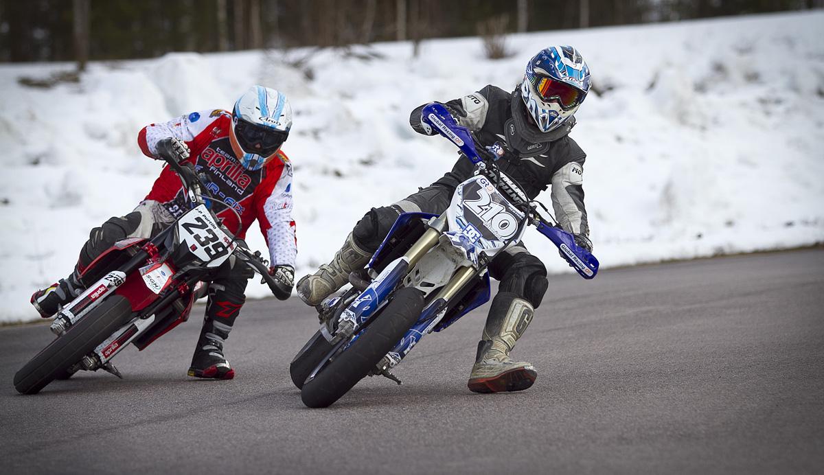 Kuva: epho.pic.fi hyvinkää 7.4.2012 (Yamaha YZ 450)