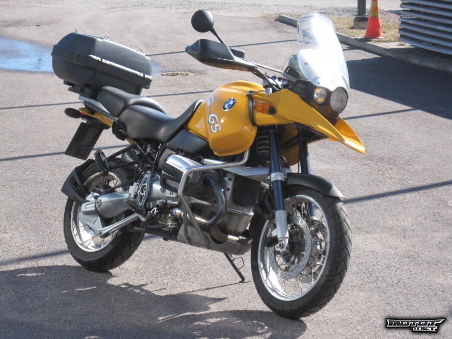 Bmw moottoripyörät