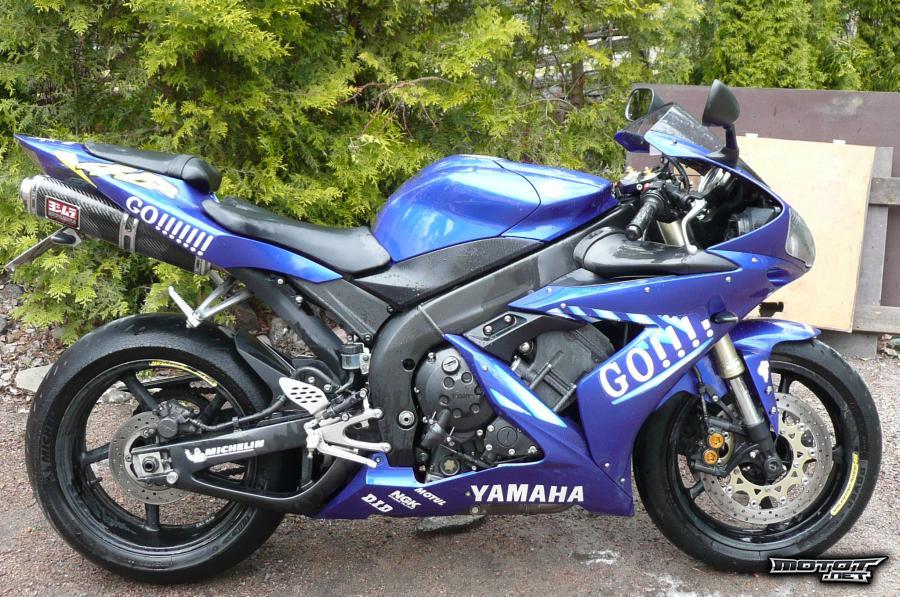 Yamaha yzf r1 for Yamaha mox8 specs