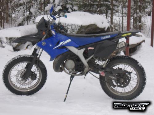 Yamaha dt takajarru ei toimi