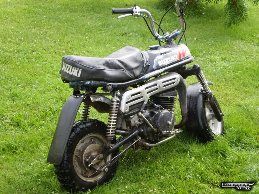 Suzuki pv hinta uutena