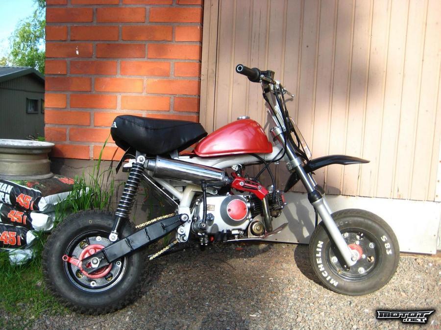 Honda Z50 Monkey