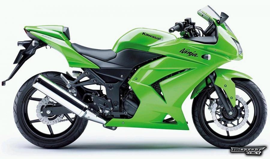 Kawasaki moottoripyörät