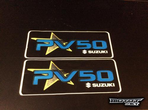 Suzuki PV 50