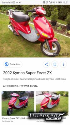 Kymco Fever 50