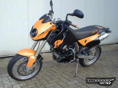 KTM Duke 650