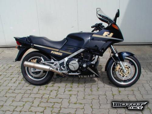 Yamaha FJ1200 ABS