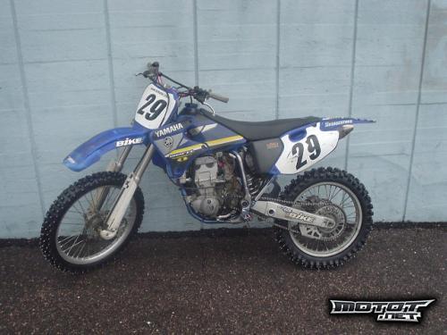 Yamaha YZ 426F