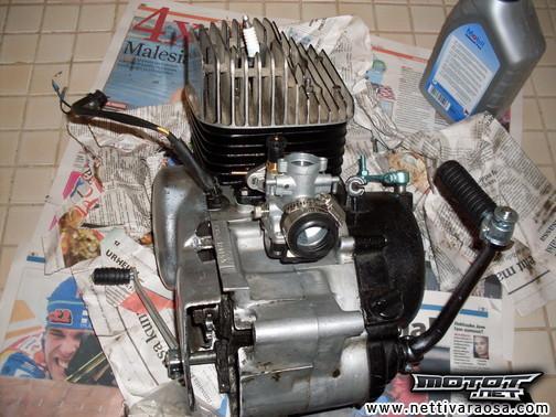 Suzuki pv moottori