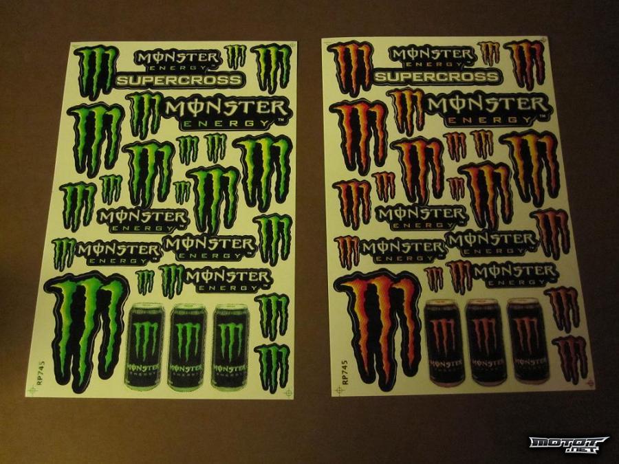 Monster energy tarrat