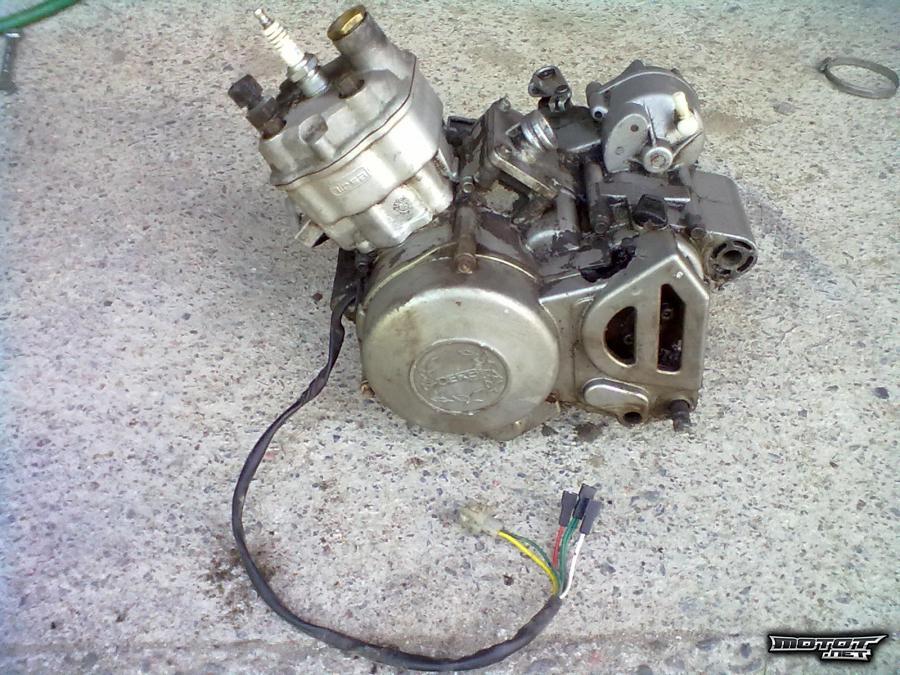 Derbi moottori