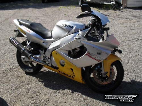 Yamaha YZF 600 R