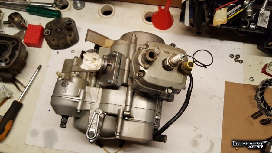 Rabasa moottori