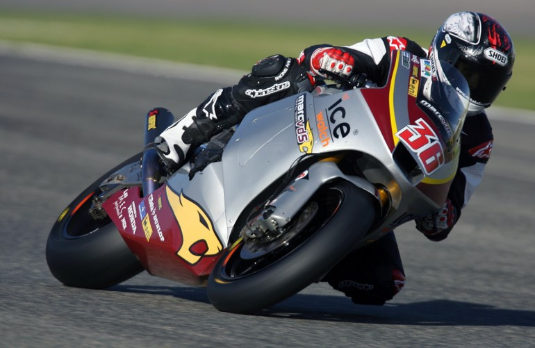 Mika Kallio Moto2 2010